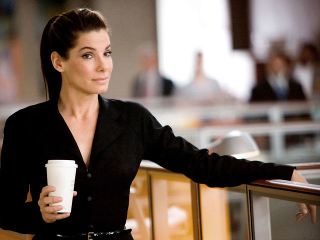 Who does Sandra Bullock play in The Proposal?