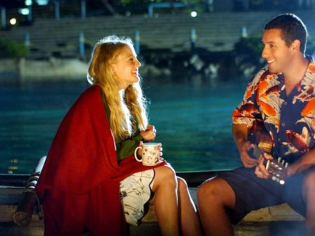 Drew Barrymore's character in 50 First Dates is named Lucy!