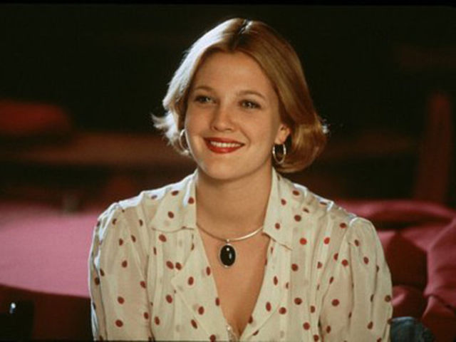 Who does Drew Barrymore play in The Wedding Singer?