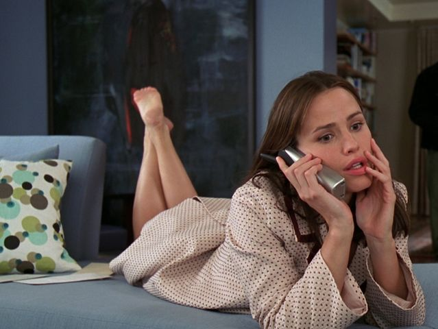Who does Jennifer Garner play in 13 Going On 30?