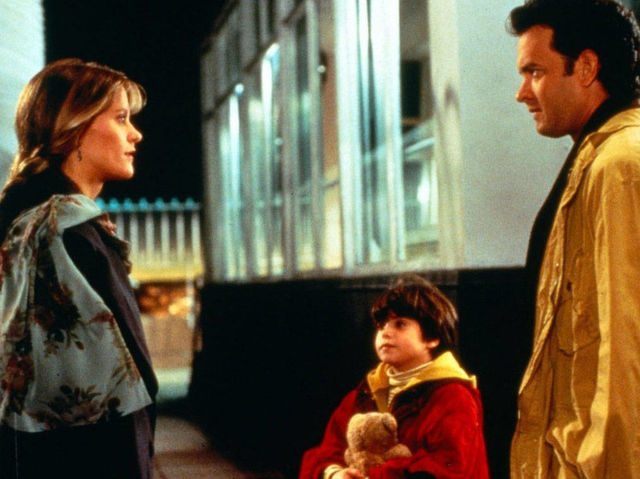Meg Ryan's Sleepless in Seattle character is named Annie Reed!