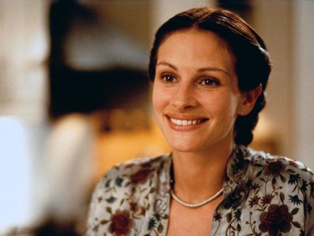 Who does Julia Roberts play in Notting Hill?