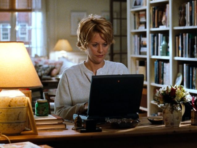 Who is Meg Ryan's character in You've Got Mail?