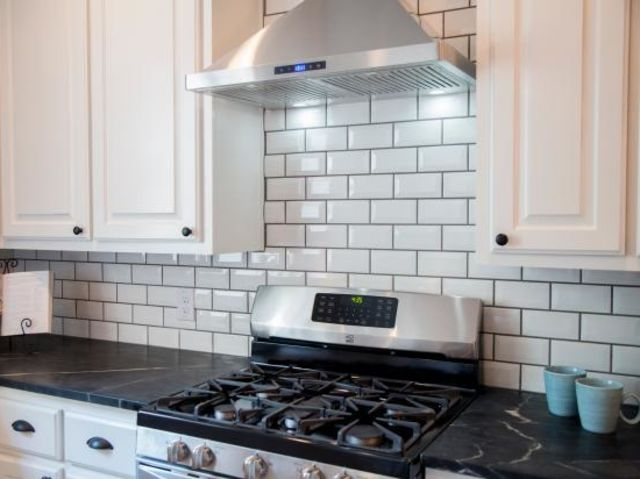 What kind of tile is pictured here?