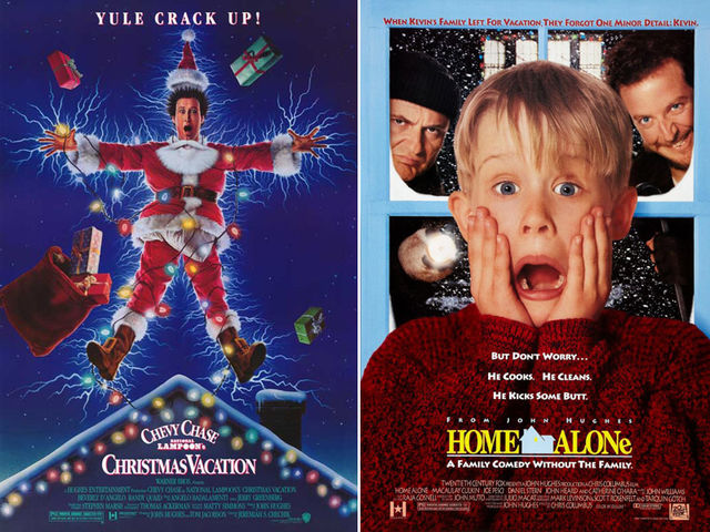 i dont know what to say except its christmas and were - Home Alone White Christmas