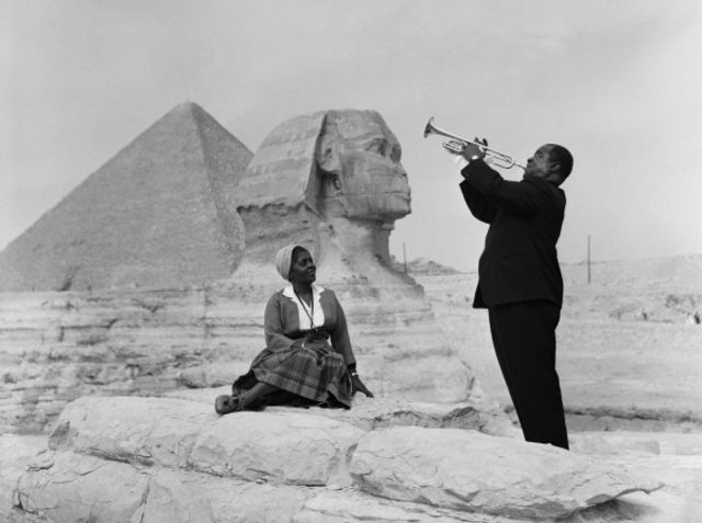 What was the nickname of Louis Armstrong?