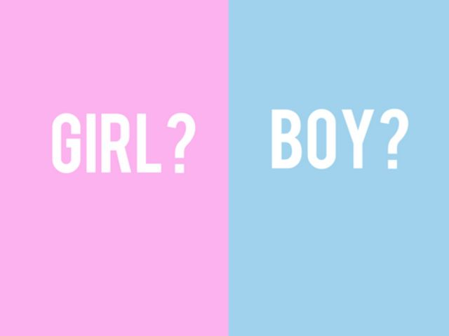 Are you a boy or girl?