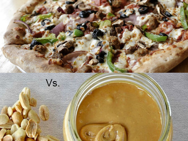 Quiz can you pick the healthier food allrecipes which is healthier forumfinder Image collections