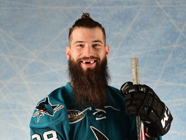 Who is the toothless wonder behind this beard?