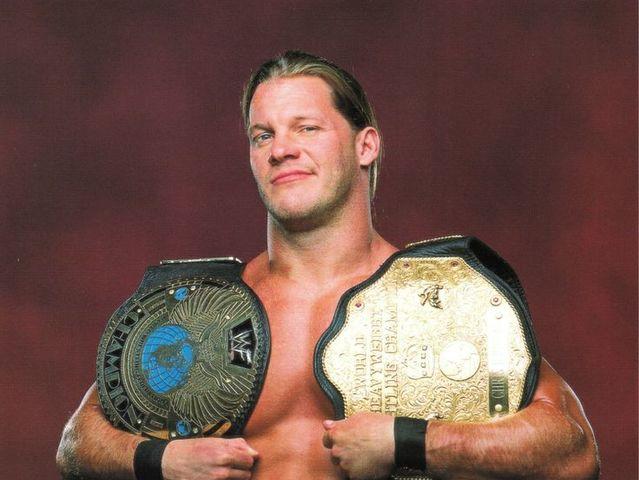 the rock wwf champion
