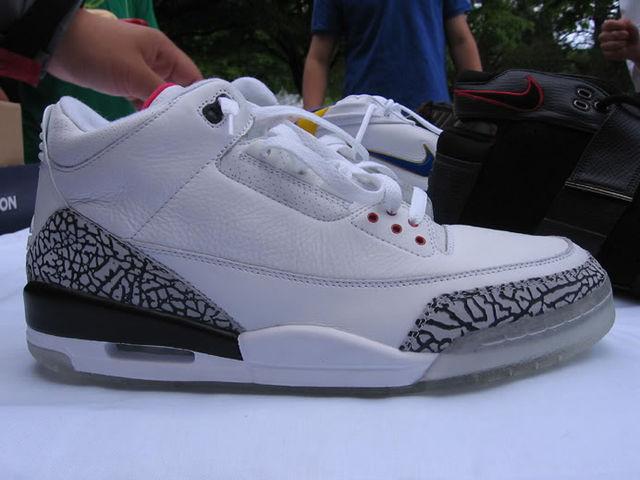 Test Air Jordan