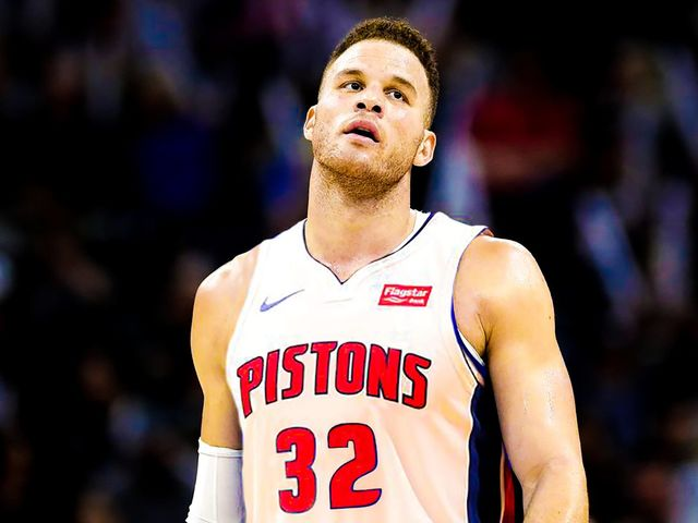 Blake Griffin got traded to the Pistons in 2018, who traded him?