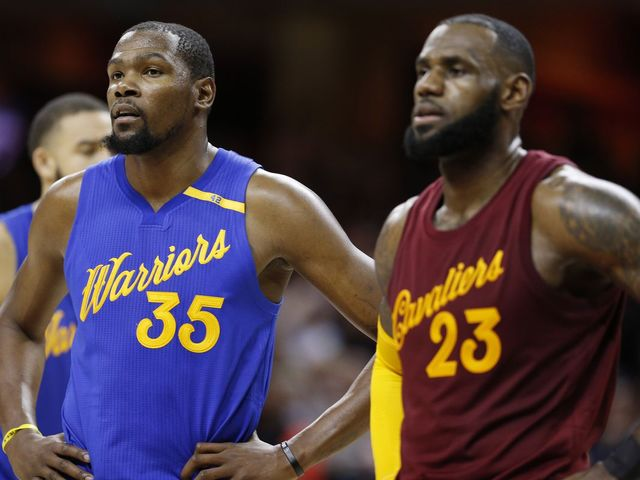 Christmas Day 2016 featured a Finals rematch between the Warriors and Cavaliers. Who won?