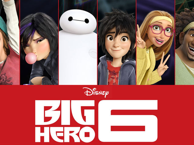 "Who made ""Big Hero 6""?"