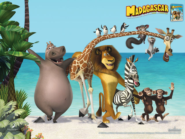"Which company is ""Madagascar"" from?"