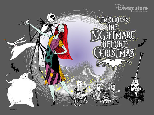 "Which studio is ""The Nightmare Before Christmas"" from?"