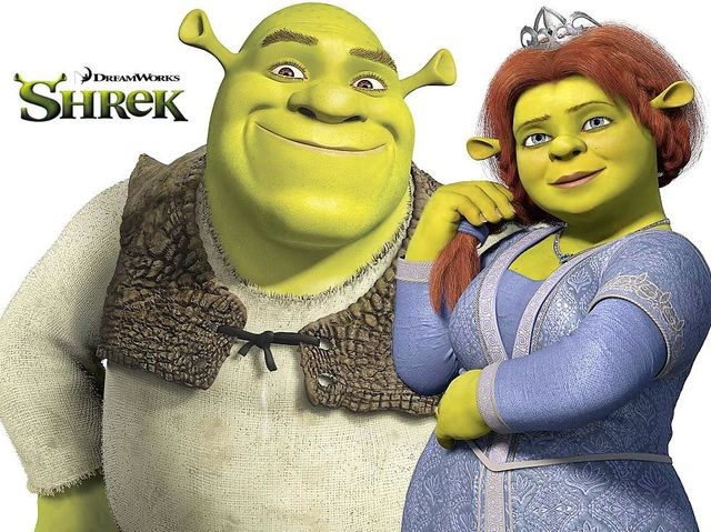 "Who made ""Shrek""?"