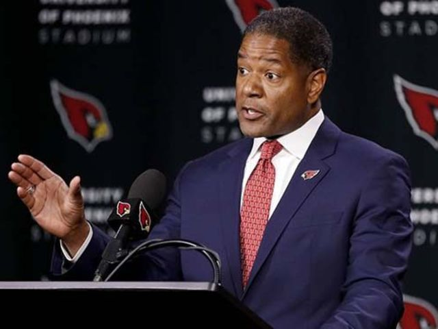 Who is the Arizona Cardinals new head coach?