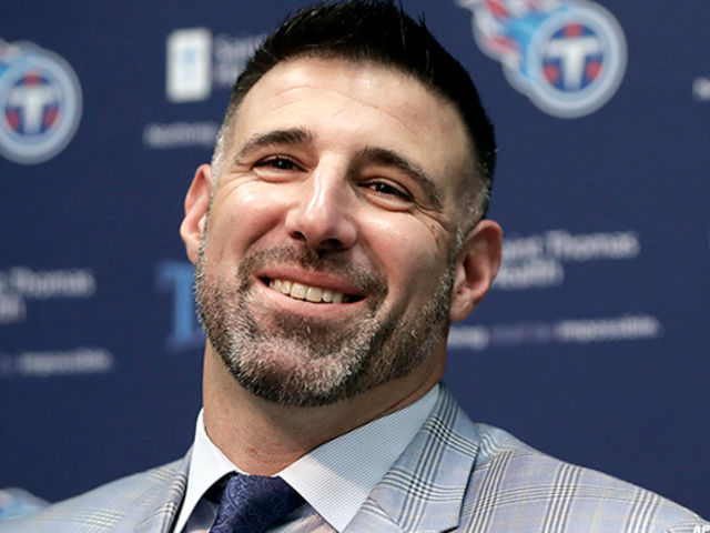 Who is the Tennessee Titans new head coach?