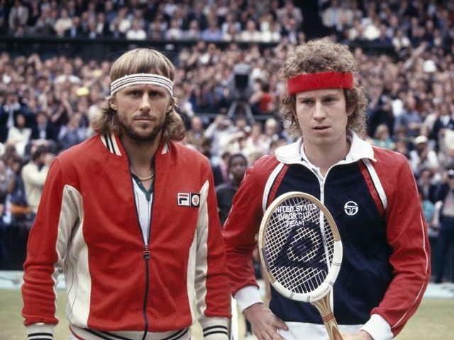 Bjorn Borg defeated who in the 1980 Wimbledon?