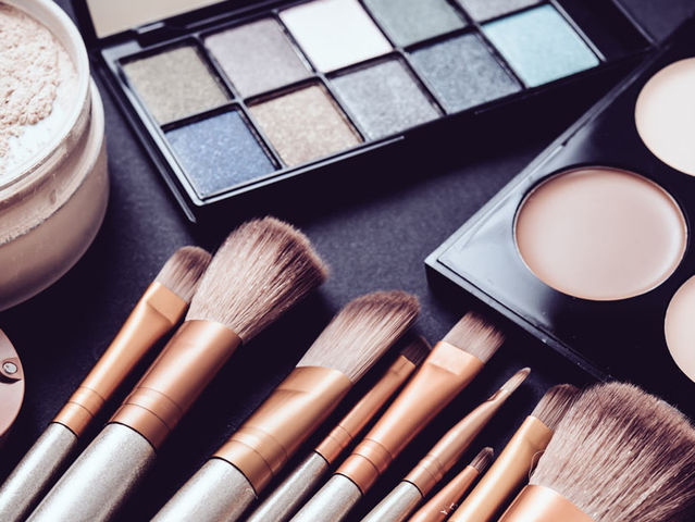 You are in a rush in the morning and only have time to put on one area of makeup, what is it?