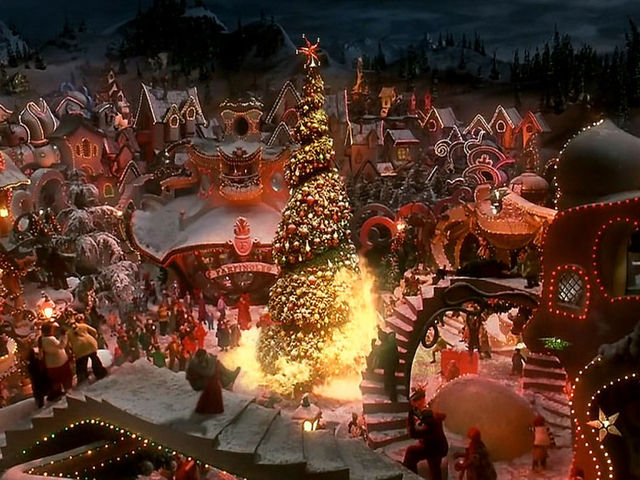 Where is Whoville located?