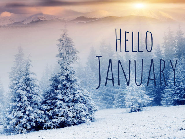 What is the month of January named after?