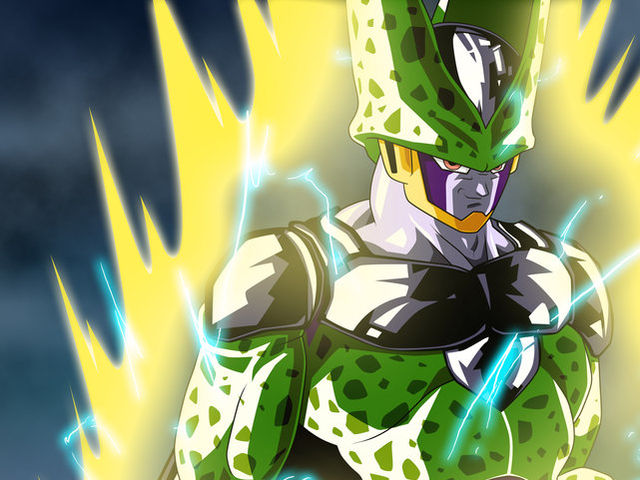 Who tried to fight Cell and died