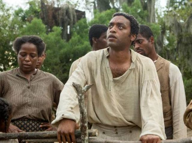 12 Years A Slave beat out Dallas Buyers Club for Best Picture at the 2014 Oscars!