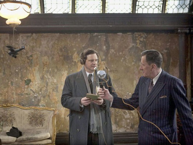The King's Speech beat out Black Swan for Best Picture at the 2011 Oscars!
