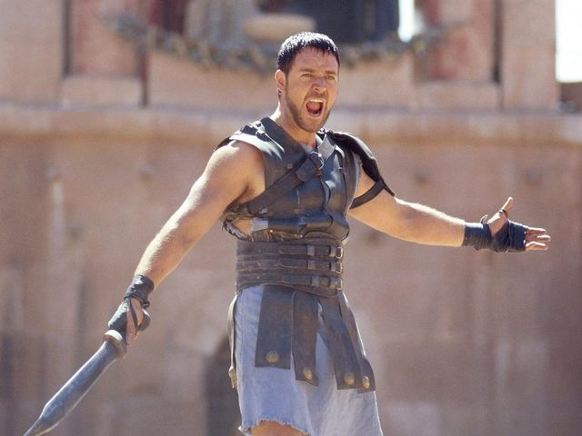 Gladiator beat out Chocolat for Best Picture at the 2001 Oscars!