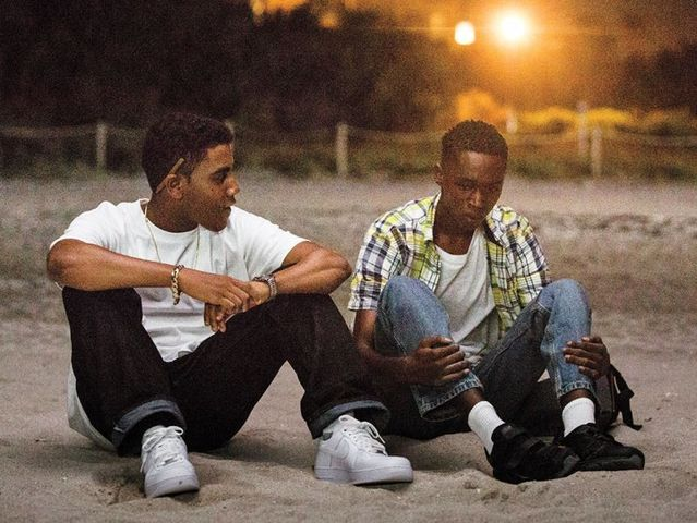 Moonlight beat out La La Land for Best Picture at the 2017 Oscars!