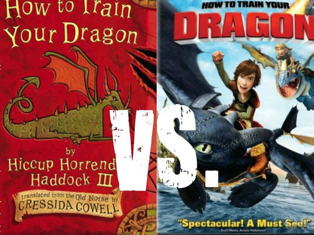 How to train your dragon trivia quiz playbuzz what is the major difference between the final battle of the first httyd book and the ccuart Image collections