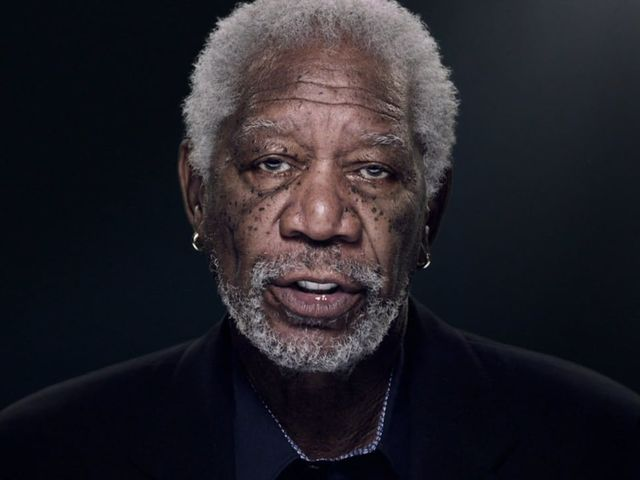Is Morgan Freeman from the South?