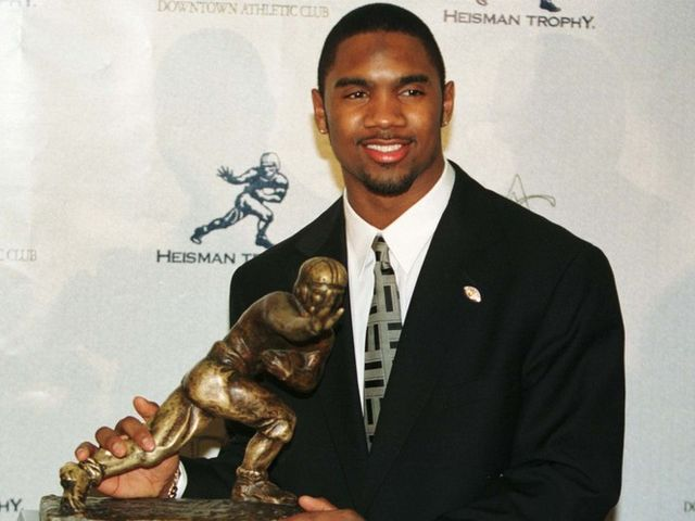 Woodson won an extremely close Heisman race against Peyton Manning in 1997.