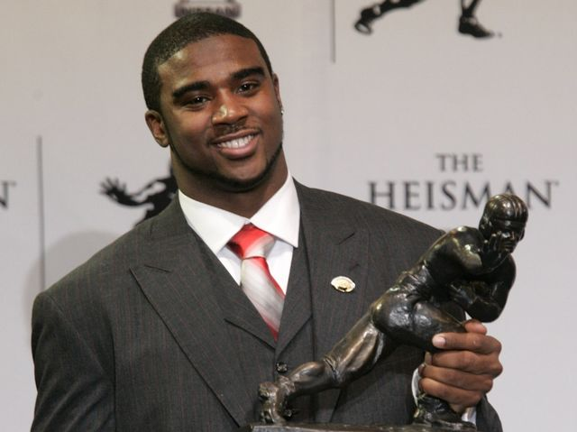 Troy Smith was the last senior to win all the way back in 2006.