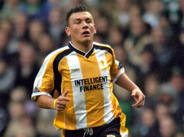 Snodgrass was a part of the Livingston youth team between 2000 and 2004.