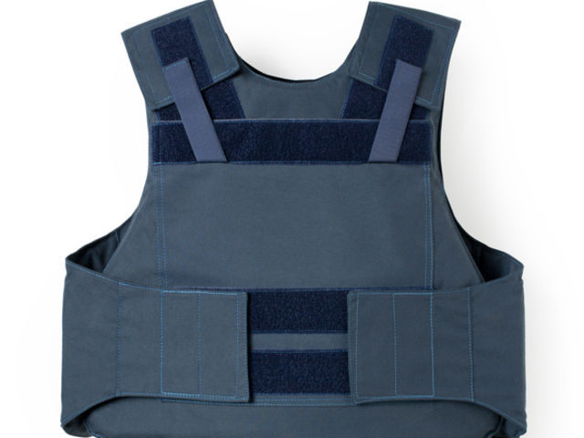 It's illegal to wear a bulletproof vest while attempting to murder someone in...