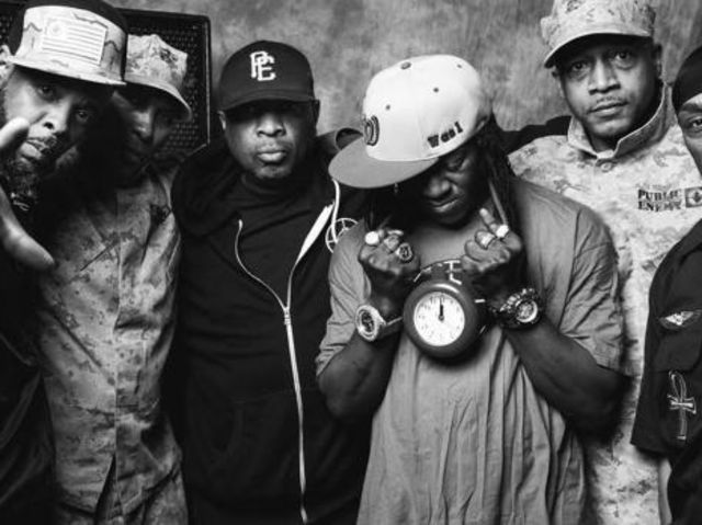 That's Public Enemy!