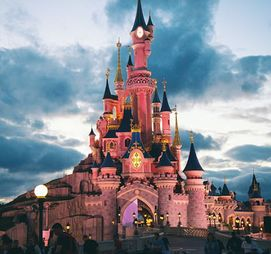 Disneyland Paris!