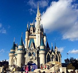 Disney World in Florida!