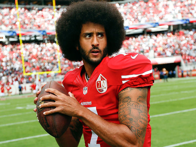 Did Colin Kaepernick make it to a Conference Championship?