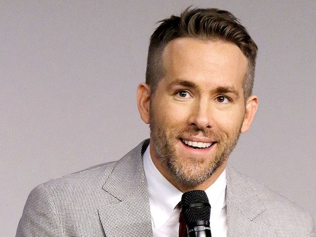 Ryan Reynolds is a Scorpio! Other Scorpio celebrities include Ryan Gosling, Anne Hathaway, and Whoopi Goldberg!