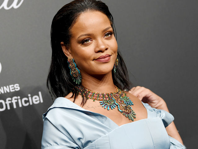 Which sign was Rihanna born under?