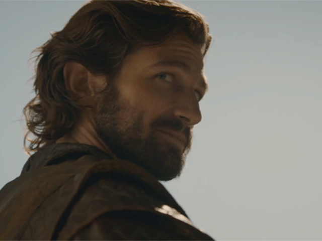 If you were the winner of the All-Essos Handsome Face Competition you'd probably be a smug git too.