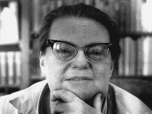 Shirley Jackson is also famous for The Lottery, a pioneering piece of dystopian short fiction.