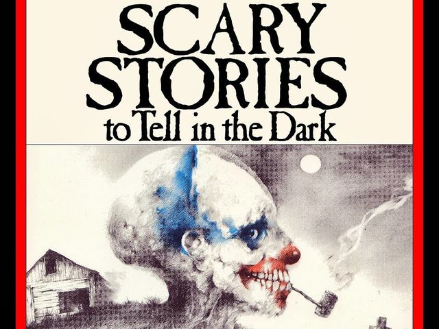 Who wrote Scary Stories to Tell in the Dark?
