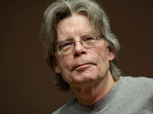 Stephen King wrote The Shining!