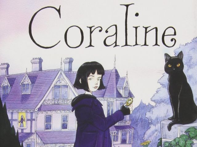 Who wrote Coraline?