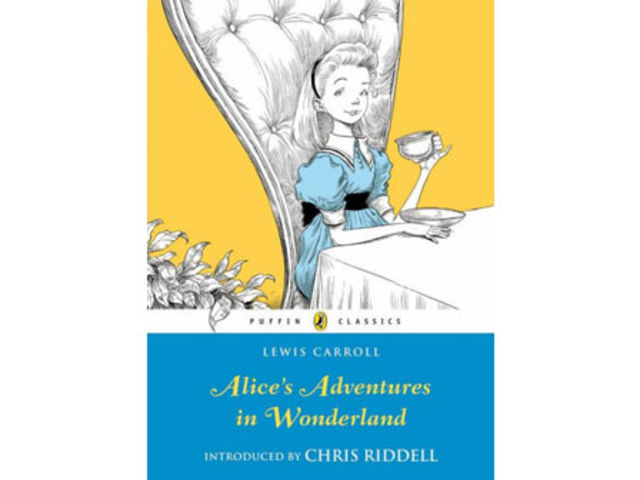 Why was Alice's Adventures in Wonderland by Lewis Carroll banned in a Chinese province?